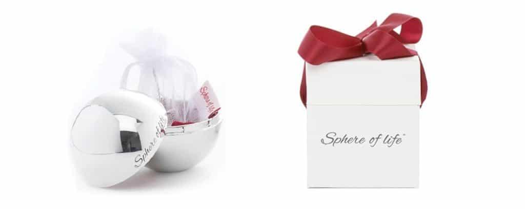 Sphere of Life Packaging