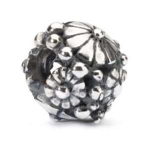 Trollbeads Abundance Silver bead