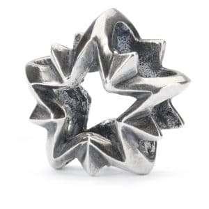 Trollbeads Guiding Star silver bead