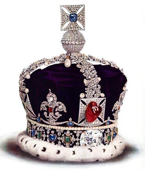 Imperial State Crown Image