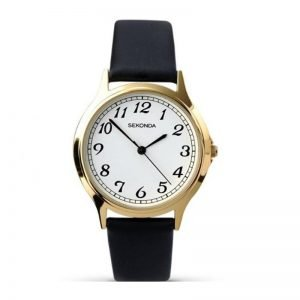 Classic Men's watch with clear numbers from Sekonda