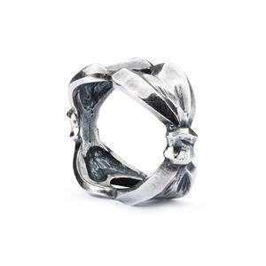 Trollbeads Magic Bow silver bead