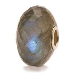 Trollbeads Labradorite Precious Stone Bead for modern charm bracelet