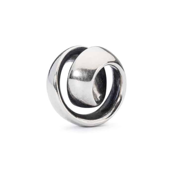 Trollbeads Neverending silver bead